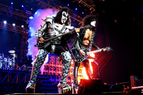 KISS concert raises US$1m for US museum renovation