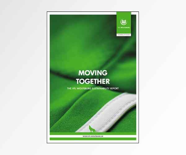 VfL Wolfsburg's Moving Together report sets out the club's environmental and social responsibilities
