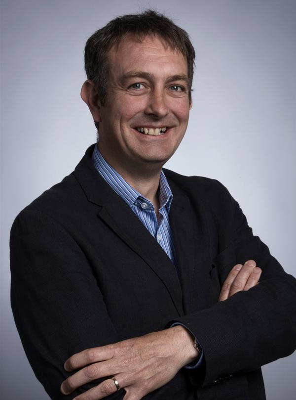 Mike Trice previously worked as project architect for the award winning Odyssey Arena in Belfast