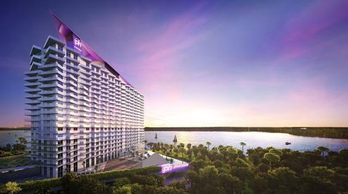 The resort is the second to be announced recently – Planet Hollywood is also developing in Goa, India / Planet Hollywood