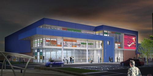 Oldham Council announces new sports centre for Royton to provide 'lasting Olympic legacy'