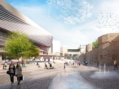 £70m Southampton Watermark WestQuay mixed-use scheme gets green light