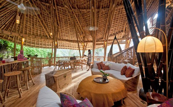 River House at the Green Village was designed by the team at IBUKU