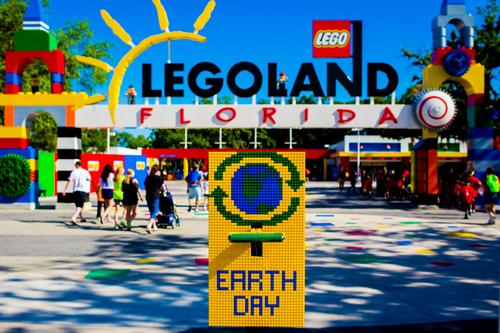US theme park first as solar energy powers Legoland Florida