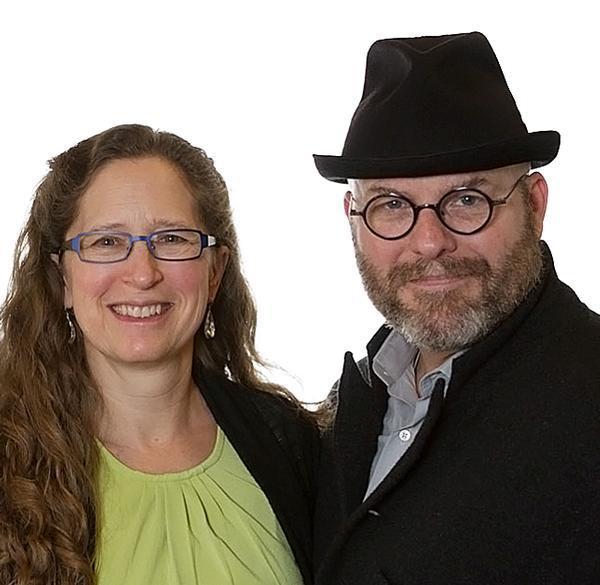 Tim Jahnigen and Lisa Tarver