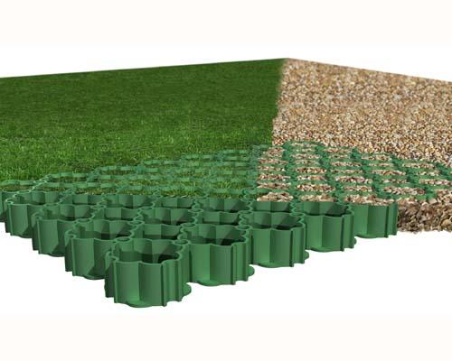 Do walk on the grass