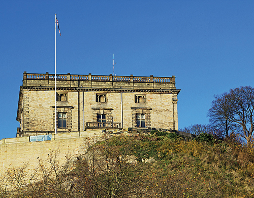Notts Castle eyes £24m revamp