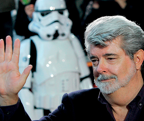George Lucas picks Chicago for museum