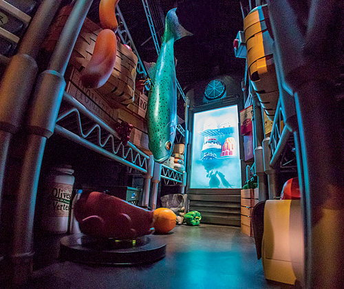 Wait over for Ratatouille fans as ride opens