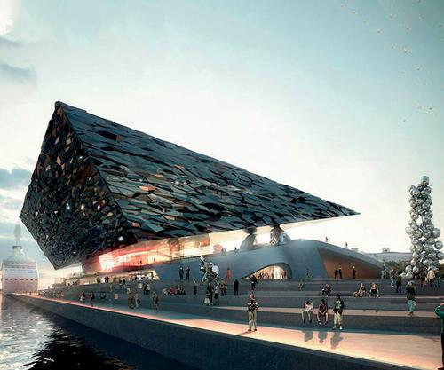 Helsinki Guggenheim concepts unveiled
