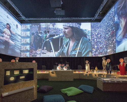 Sound to Create Immersive Experiences