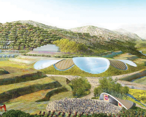 Eden Project planning new projects globally