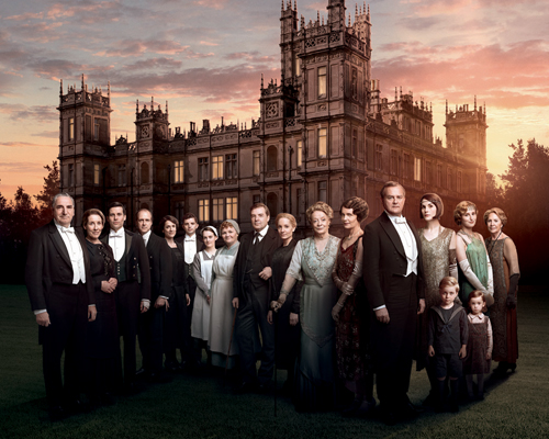 Downton to Business
