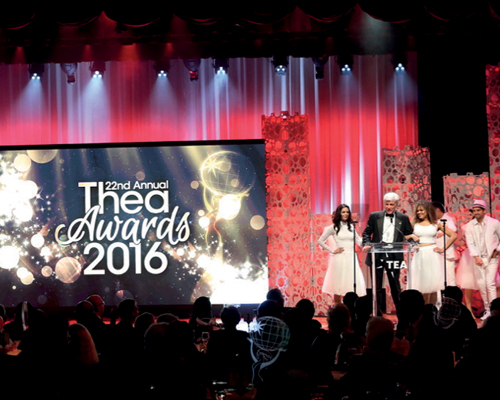 Thea Awards 2016