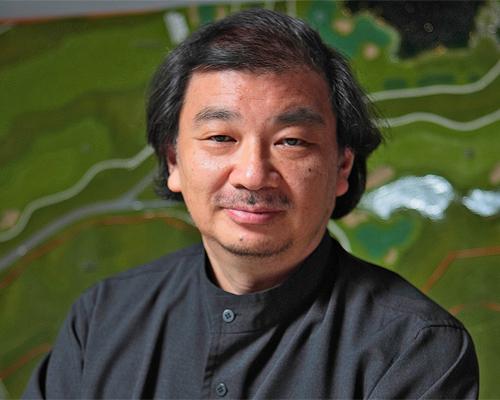 Shigeru Ban, founder Shigeru Ban Architects