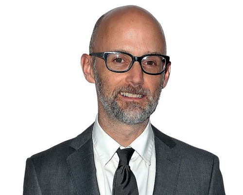 Moby, musician and restaurateur