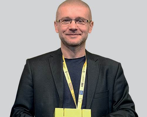 Robert Konieczny, KWK Promes principal