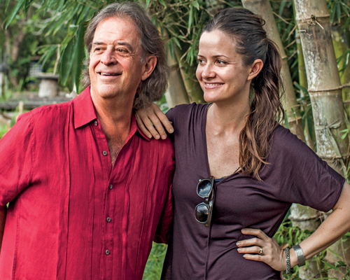 Green visionaries: Ibuku - John & Elora Hardy