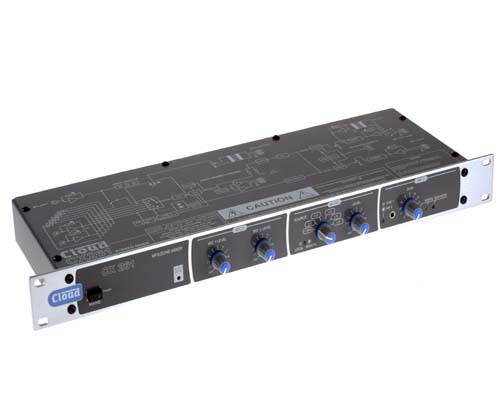 Cloud Electronics launches new zone mixer