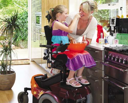 Etac's latest powerchair