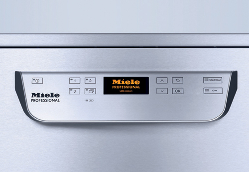 miele professional 39 s new speed plus freshwater dishwasher. Black Bedroom Furniture Sets. Home Design Ideas