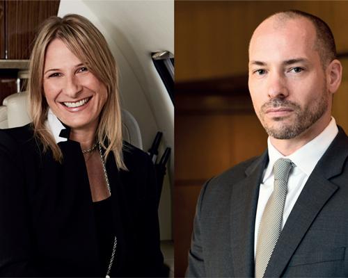 Verena Haller & Aaron Richter