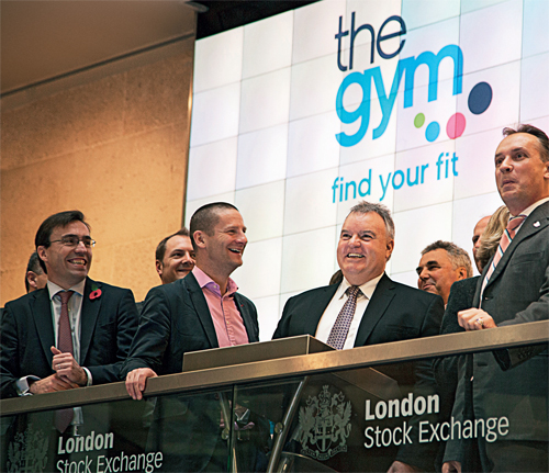 Fitness IPOs