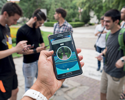What can health club operators learn from the success of Pokemon Go?