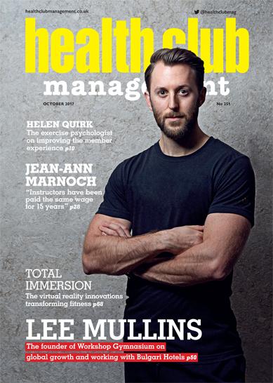 Health Club Management, 2017 issue 10