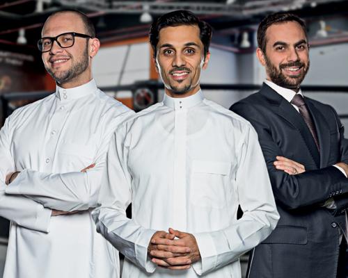 Saudi Arabia's Arena Group