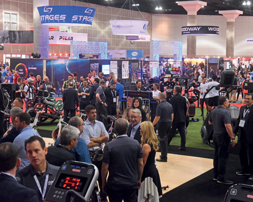 Looking back at IHRSA 2017