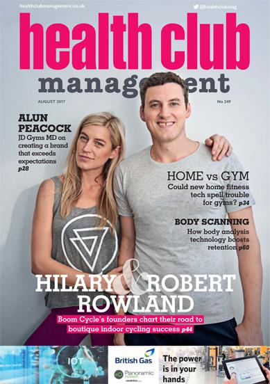 Hilary and Robert Rowland