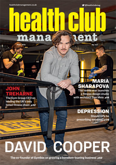 Health Club Management, 2018 issue 5