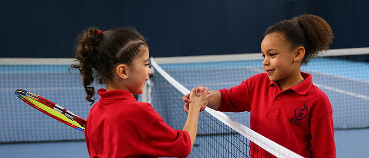 The initiative was intended to boost interest among children following Great Britain's Davis Cup win / LTA