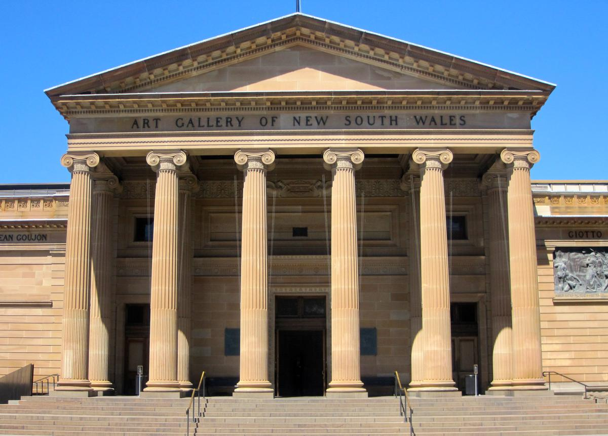 The Art Gallery of New South Wales is among the three institutions involved in the collaboration