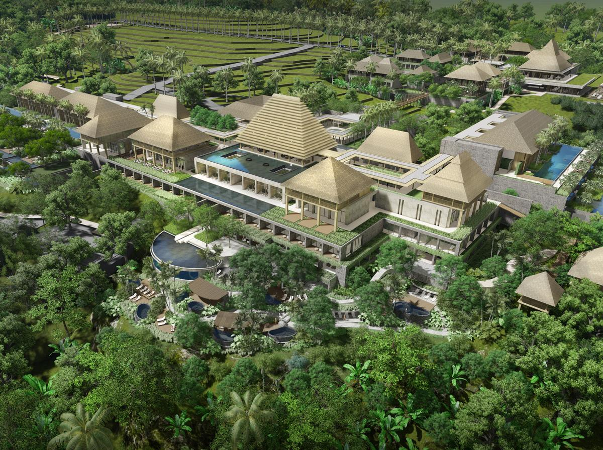 GOCO Hospitality is planning a GOCO Retreat in Bali, set to open in late 2017 or early 2018