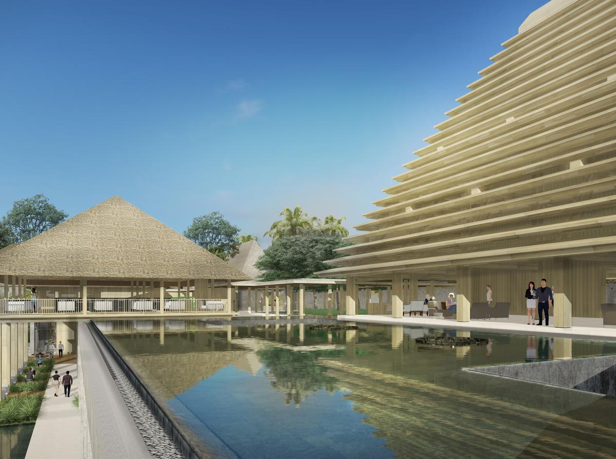 The retreat will deliver integrative wellness programmes that are designed around the guest's personal wellness journey