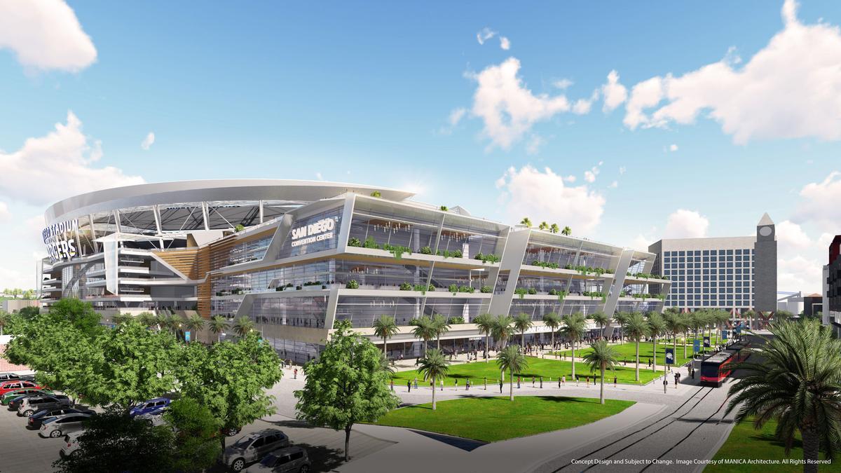 MANICA Architecture Have Created The Concept Design For East Village Stadium Complex