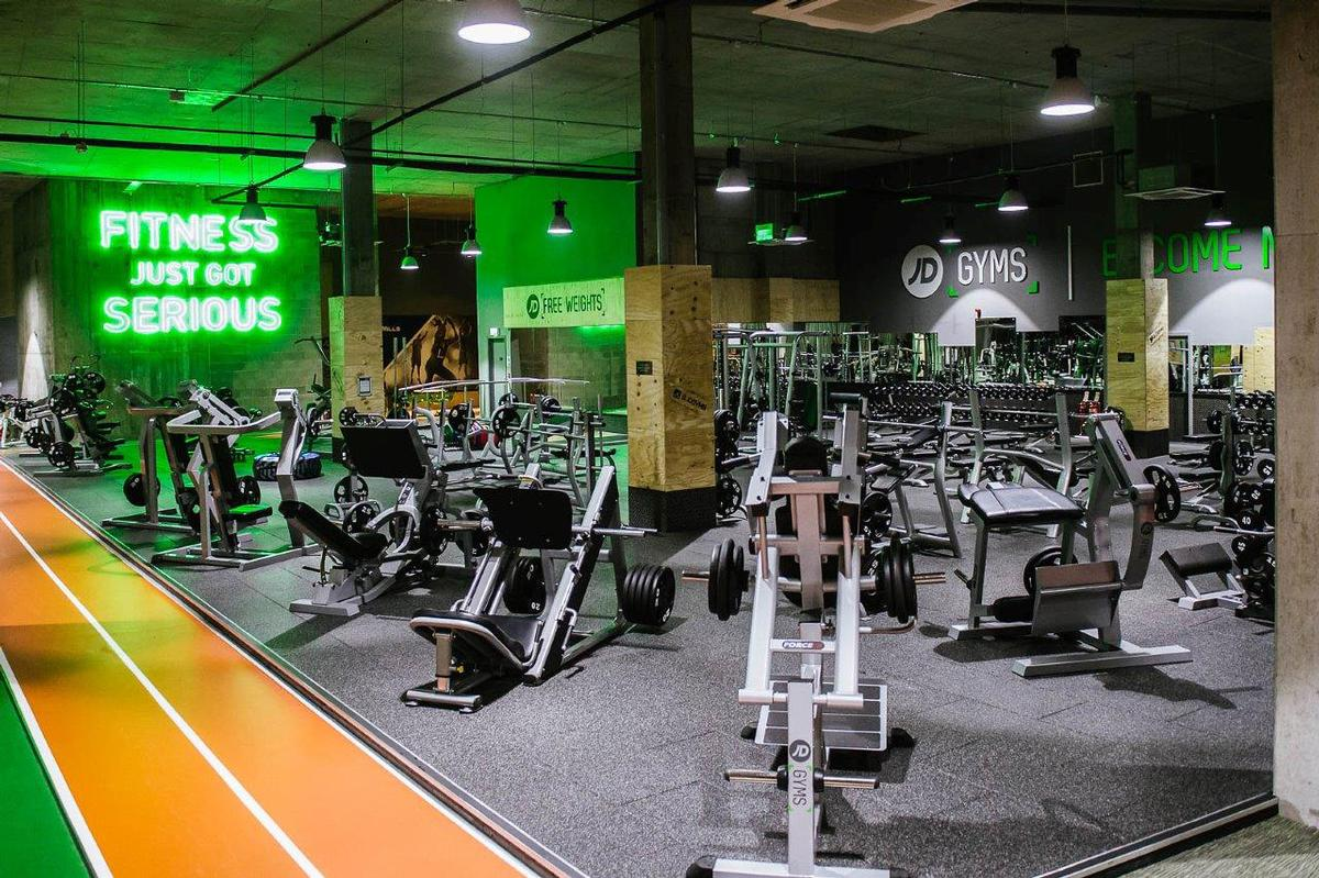 The recently-launched gym in Coventry has a strong emphasis on design