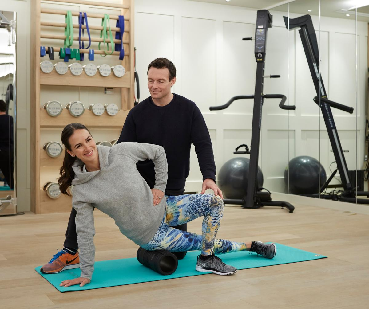 Founded by James Duigan ten years ago, the Bodyism programmes are founded on the belief that movement is medicine and adopting a holistic approach and incorporating a wide spectrum of techniques