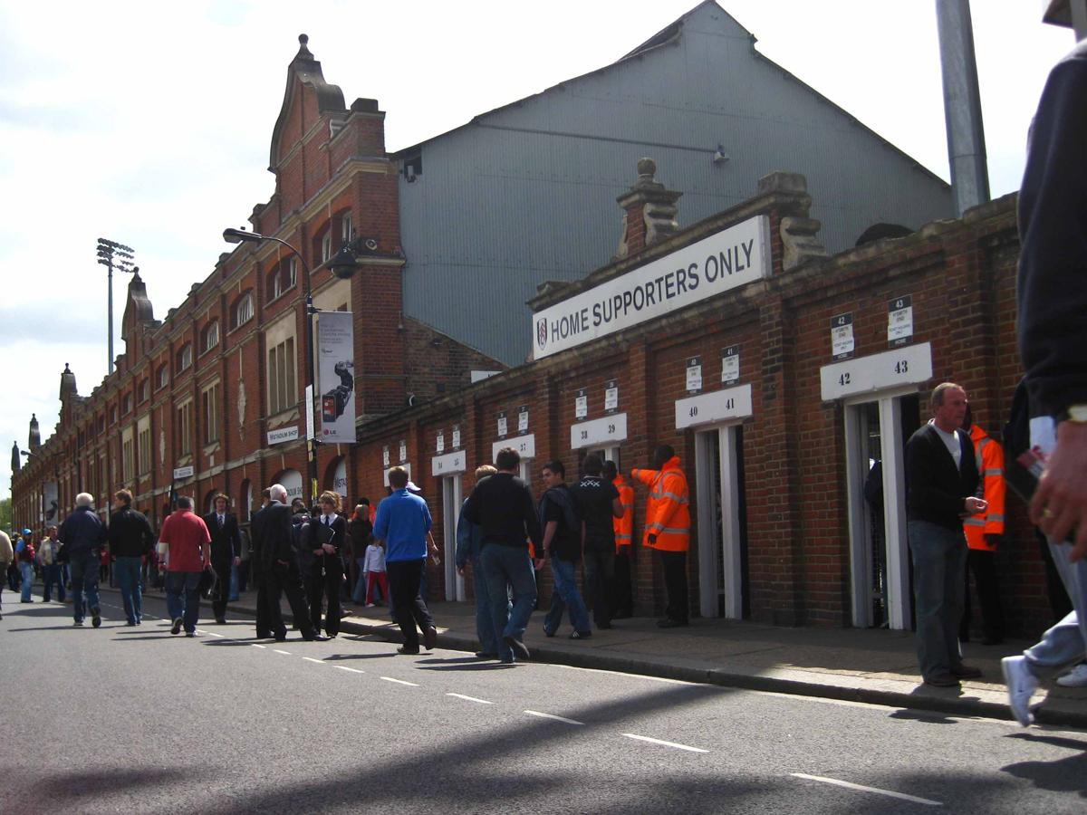 Fulham owner Shahid Khan wants to make Craven Cottage a 30,000-capacity stadium