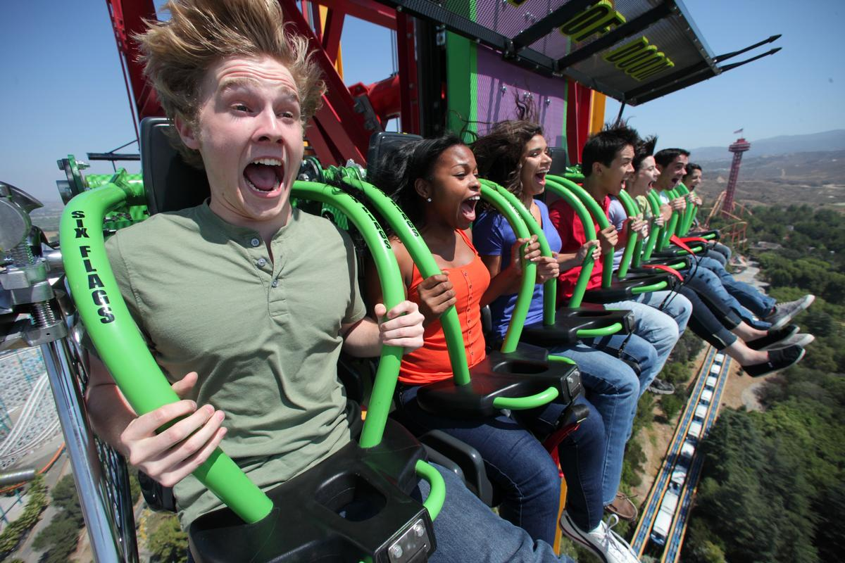 After exiting bankruptcy-court protection in May 2010, Six Flags has shown good growth post-recession as attendance and ticket sales have improved