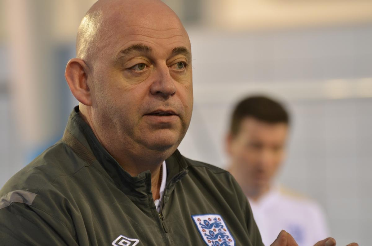 Les Howie said the new-look courses will enable coaches to 'develop, improve and learn' while enjoying their football