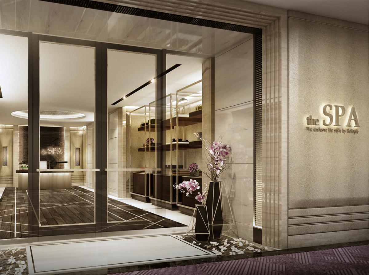 Watg designing zen spa for bellagio shanghai for A zen salon colorado springs