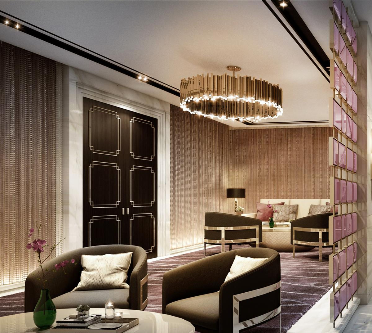 WATG designing Zen spa for Bellagio Shanghai Architecture and