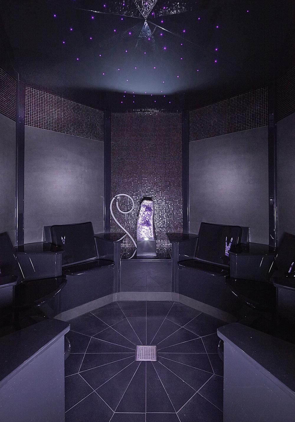 The Crystal Steam Bath