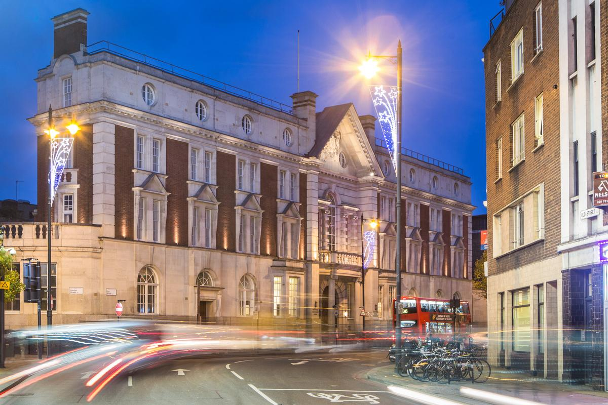 The newly-opened Courthouse Hotel in Shoreditch is located in a Grade II-listed building which once housed the Great Marlborough Street Magistrates Cour / Courthouse Hotel Shoreditch