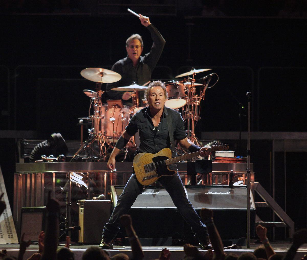 Asbury Park is the musical hometown of rock icon Brice Springsteen / Craig ONeal