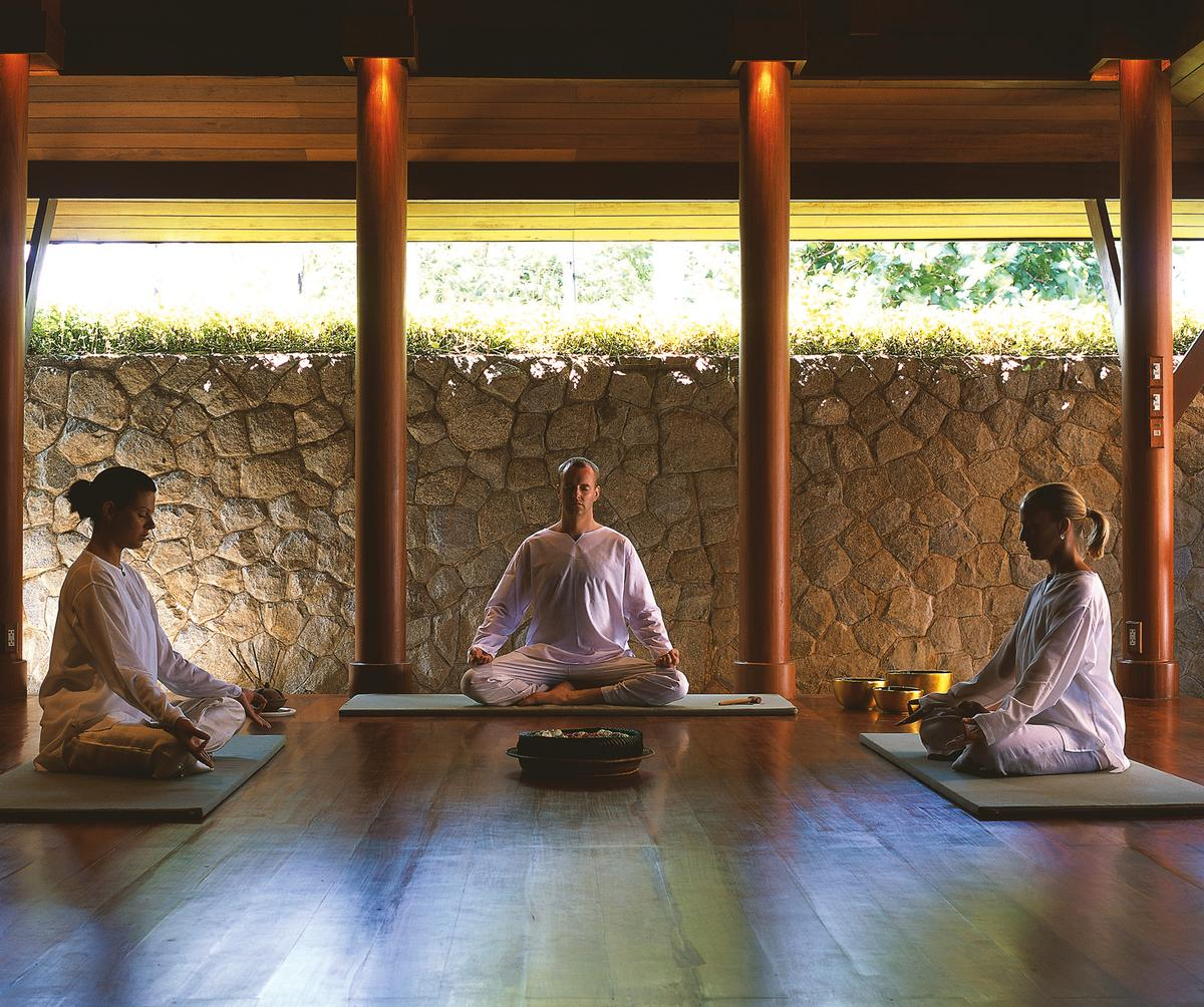 The programme includes Individual Wellness Immersions as well as a series of Group Retreat Experiences headed by health specialists and held at different Aman locations