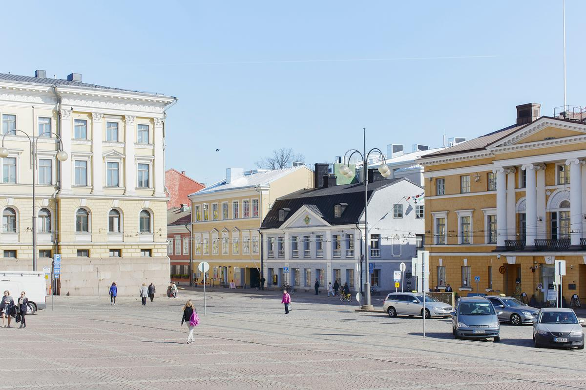The 105-year-old museum now occupies five historical buildings / Helsinki City Museum